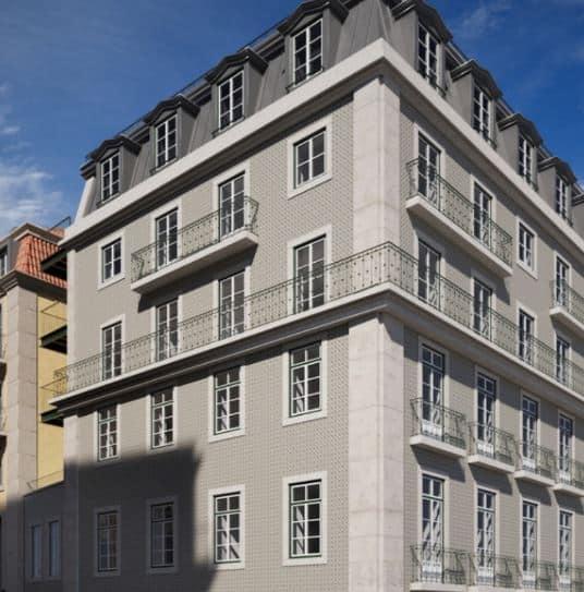 דירה במרכז ליסבון – LUMIAR