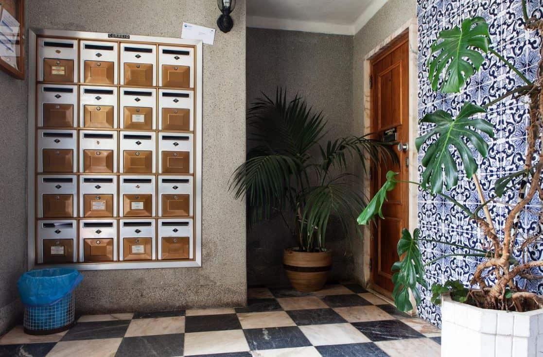 דירה במרכז ליסבון – REBOLEIRA